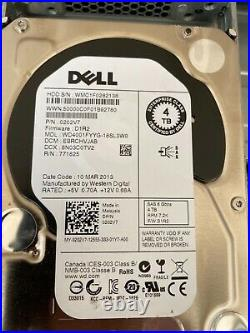 Dell PowerVault MD1200 12-Bay Storage Array With 12 4TB SAS HDD