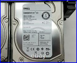 Dell PowerVault MD1200 12-Bay Storage Array with121TB HDD + 2MD12 SAS Controller