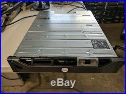Dell PowerVault MD1200 12x 3TB HDDs 36TB 2x SAS EMM 2x PSUs DAS Storage Array