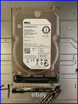 Dell PowerVault MD1200 12x2TB 7.2k (24TB) SAS 6Gb Storage Array