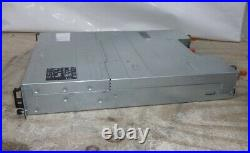 Dell PowerVault MD1200 3.5 E03J Storage Array /w 6Gbps Dual EMM SEE NOTES