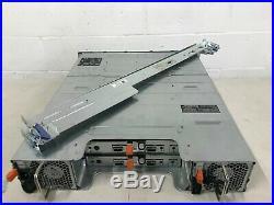 Dell PowerVault MD1200 36TB Storage Array 12 x 3TB 7.2K SAS 3.5 HDD