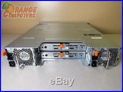 Dell PowerVault MD1200 6Gbps DAS Dual EMM 12x 2TB SAS Storage Array