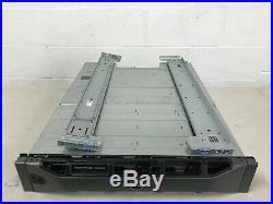 Dell PowerVault MD1200 7.2TB Storage Array 12x 600GB SAS 15K 3.5 HDD + Rails