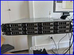 Dell PowerVault MD1200 DAS Storage Array 36TB 7.2k