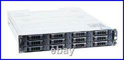 Dell PowerVault MD1200 Disk Enclosure Shelf 0.2oz SAS 12x 3.5 LFF Inserts
