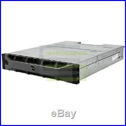 Dell PowerVault MD1200 Storage Array 12x 3TB 7.2K NL SAS 3.5 6G Hard Drives