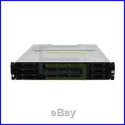 Dell PowerVault MD1200 Storage Array 12x 6TB 7.2K NL SAS 3.5 6G Hard Drives