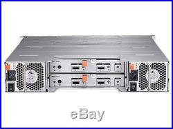 Dell PowerVault MD1200 Storage Array 24TB SAS HDD Storage Rails H800 Raid Cables
