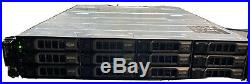 Dell PowerVault MD1200 Storage Array 6Gb MD12 Series 3.5 12-Bay SAS No HDDs