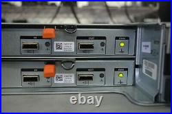 Dell PowerVault MD1200 U648K 12-Bay Storage Array with 2x SAS 6 GB Controllers