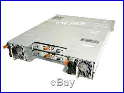 Dell PowerVault MD1220 24-Bay 2x EMM E01M001 2x PSU 2x Cable