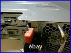 Dell PowerVault MD1220 24-Bay 2x EMM E01M001 2x PSU NO CADDIES or DRIVES