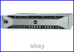 Dell PowerVault MD1220 24-Bay Storage Array 24x 1TB SAS