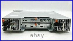 Dell PowerVault MD1220 24-Bay Storage Array 2PSU 2MD12 6Gb SAS 5300GB HDD