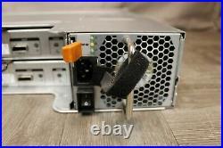 Dell PowerVault MD1220 900GB 10K SAS 24 Bay Storage Array
