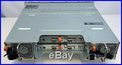 Dell PowerVault MD1220 SFF 24 Bay Storage Array with 14.4TB SAS Storage & Bezel