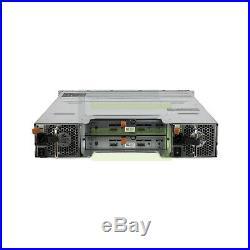 Dell PowerVault MD1220 Storage Array 24x 146GB 15K SAS 2.5 6G Hard Drives