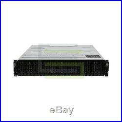 Dell PowerVault MD1220 Storage Array 24x 600GB 10K SAS 2.5 6G Hard Drives