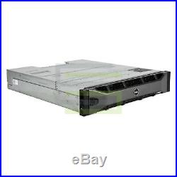 Dell PowerVault MD1220 Storage Array 24x 900GB 10K SAS 2.5 6G Hard Drives