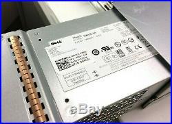 Dell PowerVault MD1220 storage array, 24x 900GB SAS HDD, 2x 6Gb SAS Controllers