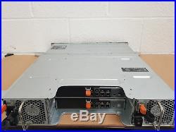 Dell PowerVault MD1400 12G SAS DAS Storage Array 12x 3.5'' LFF with Rails