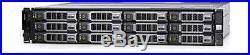 Dell PowerVault MD1400 Storage Array 12 x 6TB SAS 2x 12G-SAS-4 Controllers