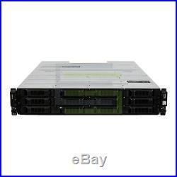 Dell PowerVault MD1400 Storage Array 12x 6TB 7.2K NL SAS 3.5 12G Hard Drives