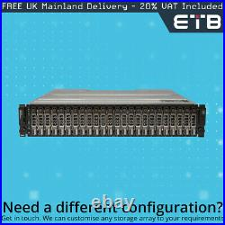 Dell PowerVault MD1420 24 x 3.84TB SAS, Dell Enterprise Class SSD, Rails