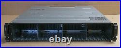 Dell PowerVault MD1420 24x 2.5 CTO Storage Array 2x 12G-SAS-4 Controller 2x PSU