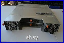 Dell PowerVault MD1420 Storage Array 24x 300GB 10K SAS 2.5 12G Hard Drives