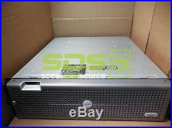Dell PowerVault MD3000 SAS/SATA Storage Array Dual Controllers & Power Supplies
