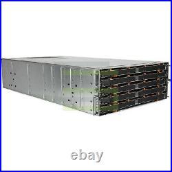 Dell PowerVault MD3060e Storage Array 60x 10TB 7.2K NL SAS 3.5 6G Hard Drives