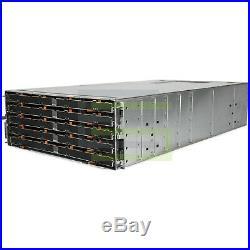 Dell PowerVault MD3060e Storage Array 60x 450GB 15K SAS 3.5 6G Hard Drives