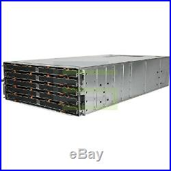 Dell PowerVault MD3060e Storage Array 60x 4TB 7.2K NL SAS 3.5 6G Hard Drives