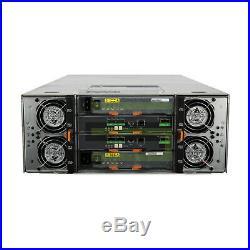Dell PowerVault MD3060e Storage Array 60x 8TB 7.2K NL SAS 3.5 6G Hard Drives