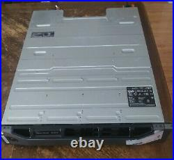 Dell PowerVault MD3200 12-Bay Storage Array/ 2XController 2-600W PSU No Drives
