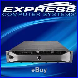 Dell PowerVault MD3200 12 x 3TB 7.2K NL SAS (36TB) SAS Storage Array