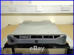 Dell PowerVault MD3200 6G SAS Dual Controller Storage Array 12x 3.5'' LFF