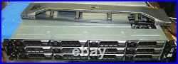 Dell PowerVault MD3200 Direct Attached Storage Array 3x3TB 5X2TB READ
