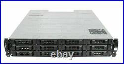 Dell PowerVault MD3200 SAS Direct Attach Storage Array DAS 12x 3.5 2xController