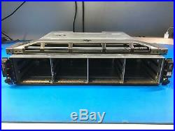 Dell PowerVault MD3200 SAS Storage Array with 2x Controllers and 2x Power Supplies