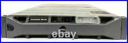 Dell PowerVault MD3200I 12-Bay 3.5 Storage Array /2 X MD32 Series 10TB HDD