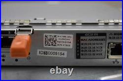 Dell PowerVault MD3200I 12-Bay 3.5 Storage Array /2 X MD32 Series iSCSI 0770D8