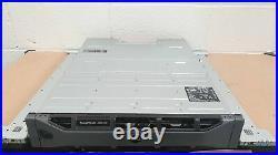 Dell PowerVault MD3200i 36TB (12x 3TB 7.2K SAS) iSCSI SAN RAID Storage Array