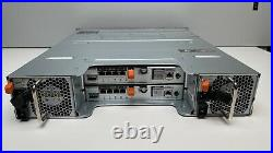 Dell PowerVault MD3200i Storage Array with2x MD32 Series E02M Controllers + 2x PWR