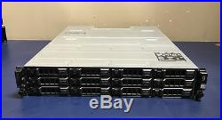 Dell PowerVault MD3200i iSCSI SAN Storage Array with 2 x Controllers & 2 x PSUs