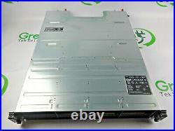 Dell PowerVault MD3200i iSCSI SAS Storage Array w 2x PSU No Controllers