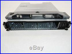 Dell PowerVault MD3200i iSCSI Storage Array with2770D8 Controllers + 2600W PSU