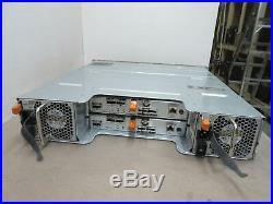 Dell PowerVault MD3220 SAS Direct Attach Storage Array 24x 2.5 2x CNTRL